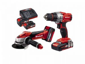 einhell-set-te-tk-18-li-kit-with-battery-drill-and-angle-grinder